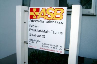 ASB_Eschborn_Schild