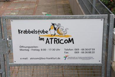 Atricom_Schild