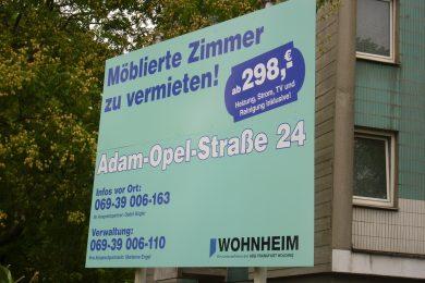 Saalbau – Wohnheim 09